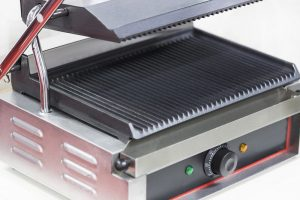 Removable Plate Grill