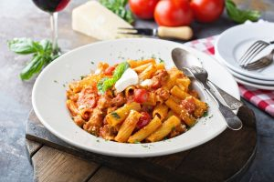 rigatoni pasta recipes